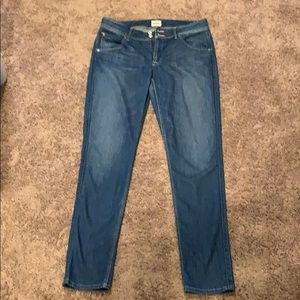 Hudson jeans-Collin flap skinny size 30
